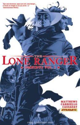 Lone Ranger Omnibus, Volume 1