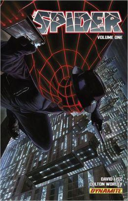 The Spider, Volume 1: Terror of the Zombie Queen