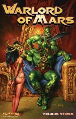 Warlord of Mars, Volume 3