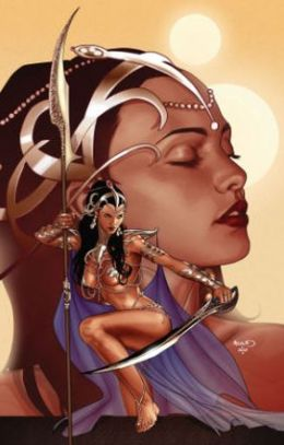 Warlord of Mars Dejah Thoris, Volume 4: The Vampire Men of Saturn