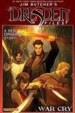 Book Cover Image. Title: Jim Butcher's Dresden Files:  War Cry, Author: Carlos Gomez