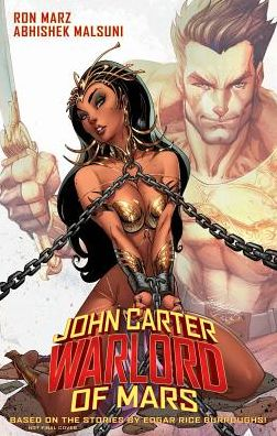 John Carter: Warlord of Mars, Volume 1: Invaders of Mars