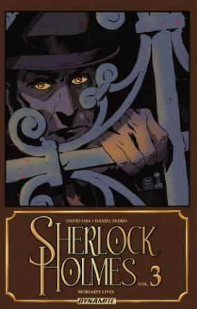 Sherlock Holmes, Volume 3: Moriarty Lives