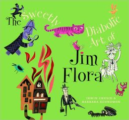 The Sweetly Diabolic Art of Jim Flora
