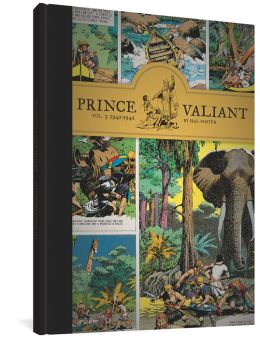 Prince Valiant, Volume 3: 1941-1942