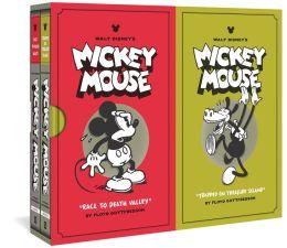 Walt Disney's Mickey Mouse Collector's Box Set