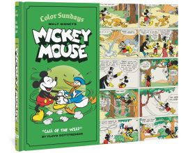 Walt Disney's Mickey Mouse: Color Sundays Vol. 1