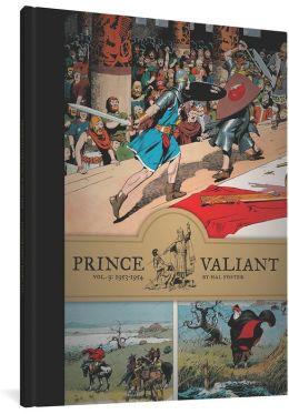 Prince Valiant Volume 9: 1953-1954