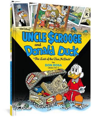 Walt Disney Uncle Scrooge And Donald Duck The Don Rosa Library Vol. 4: