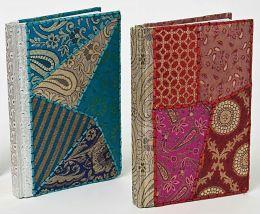 Sari Quilt Journal