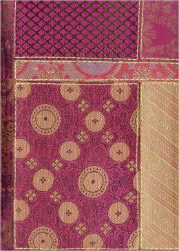 Banaras Sari Quilt Journal