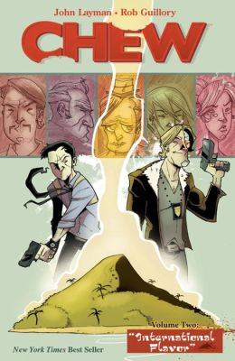 Chew, Volume 2: International Flavor