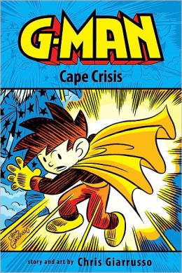 G-Man, Volume 2: Cape Crisis