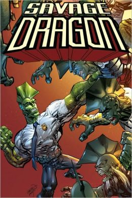Savage Dragon: Dragon War