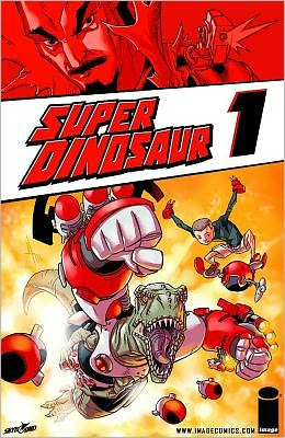 Super Dinosaur, Volume 1