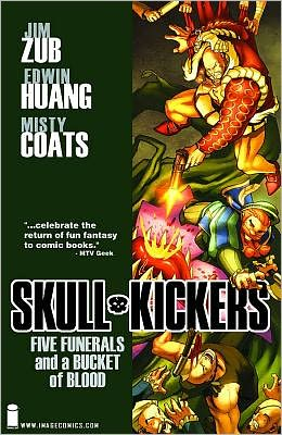 Skullkickers, Volume 2