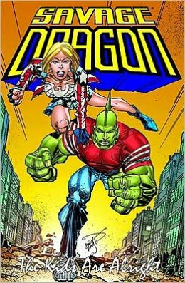 Savage Dragon: Kids Are Alright