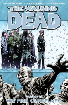 The Walking Dead, Volume 15: We Find Ourselves (NOOK Comics with Zoom View)