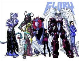 Glory, Volume 1: The Once and Future Destroyer