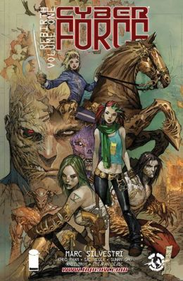 Cyber Force Rebirth, Volume 1