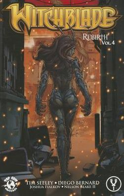 Witchblade: Rebirth, Volume 4