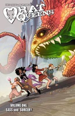 Rat Queens, Volume 1: Sass & Sorcery