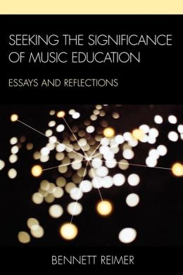 essays about music education
