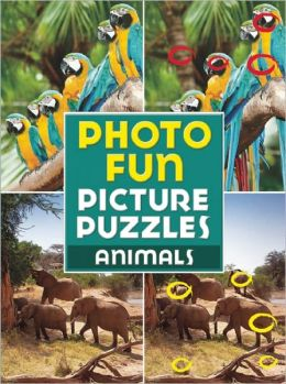 Photo Fun Picture Puzzles: Animals