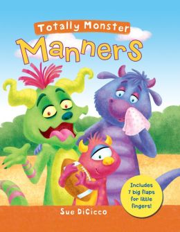 Totally Monster: Manners