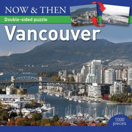 Vancouver: Now & Then Double-Sided Puzzle