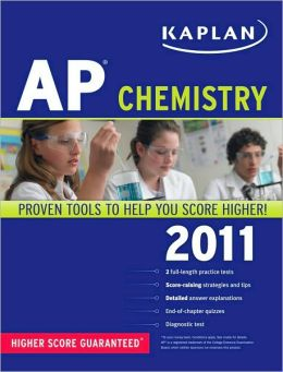 Kaplan AP Chemistry 2011