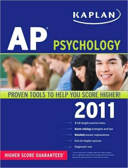 Kaplan AP Psychology 2011