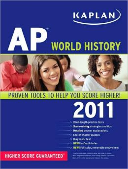 Kaplan AP World History 2011