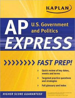 Kaplan AP U.S. Government & Politics Express