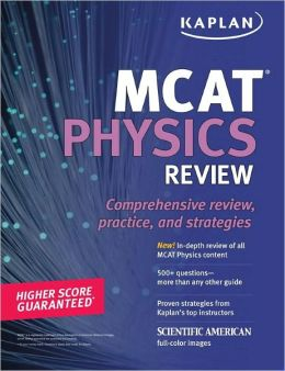 Kaplan MCAT Physics Review