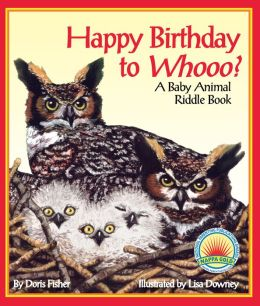 Happy Birthday to Whooo? (NOOK Comic with Zoom View)