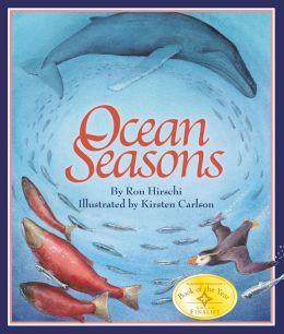 Ocean Seasons (NOOK Comic with Zoom View)