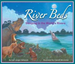 River Beds: Sleeping in the World's Rivers (NOOK Comic with Zoom View)