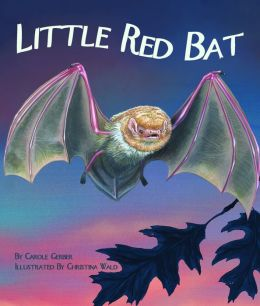 Little Red Bat (NOOK Comic with Zoom View)