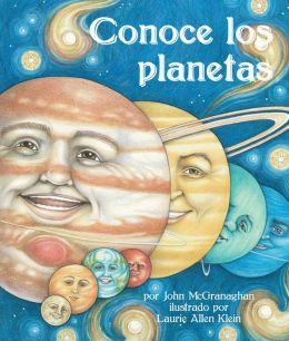 Conoce los planetas (NOOK Comic with Zoom View)