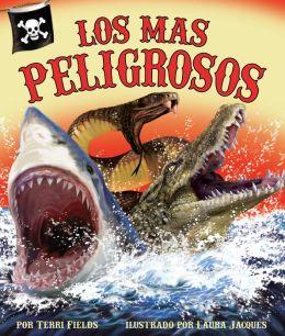Los más peligrosos (NOOK Comic with Zoom View)