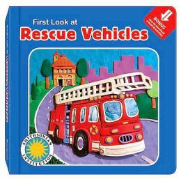 First Look at Rescue Vehicles