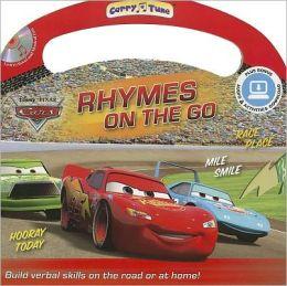 Disney Pixar Cars Rhymes on the Go [With CD (Audio)]
