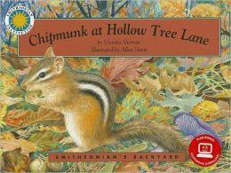 Chipmunk at Hollow Tree Lane (Smithsonian's Backyard Series)