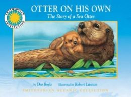 Otter on his Own