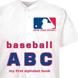 Major League Baseball ABC: My First Alphabet Book