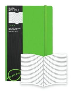 Ecosystem Ruled Journal: Medium (Kiwi)