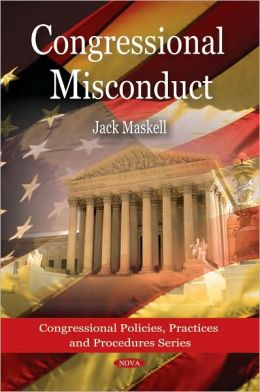 Congressional Misconduct