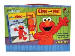 Elmo And Me! 4 Book Set