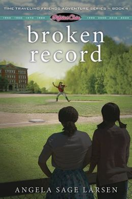 Fifties Chix: Broken Record (Book 4)